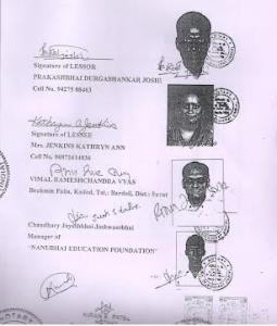 signatures & stamps